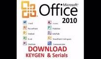Microsoft Office 2010 ~ 2007 all Product KEY Keygen + Serials - - (New updates 2012)