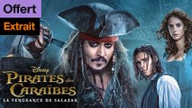 Pirates des Caraïbes : La vengeance de Salazar - Extrait exclusif offert TV d'Orange