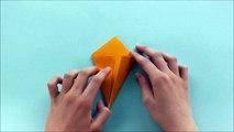 Schachtel Mit Deckel Basteln Mit Papier Origami Box Falten