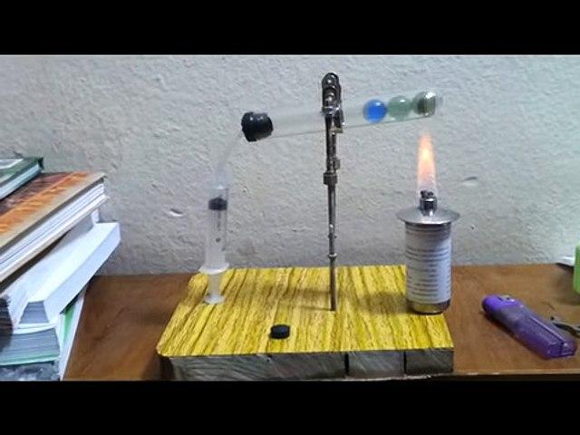 BALANCE EXPERIMENT