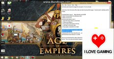 how to install Age of Empires 3+crack+cd key - video dailymotion