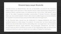 Personal Injury Lawyer Stratford ON - EB Personal Injury Lawyer (800) 274-6109