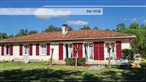 A vendre - Maison - MONT DE MARSAN (40000) - 7 pièces - 153m²