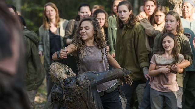 The Walking Dead (s8.ep1) * Season 8 Episode 1 FULL >