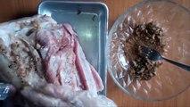 Cách làm thịt lợn nướng (thịt áp chảo)_How to make BBQ Pork