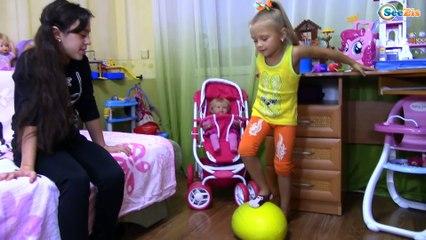 Взрываем Антистресс из Шариков ОРБИЗ с Ярославой и Ритой Развлечения для Детей Orbeez for kids