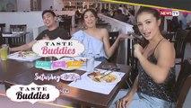Taste Buddies Teaser: Buffet and ballet Saturday!