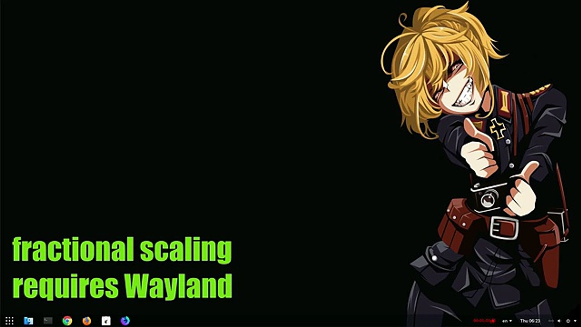 Fractional Scaling on NVIDIA & Wayland [Ubuntu 17 10 / GNOME 3 26]