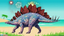 Dinosaurs Match Up Game! Learn Dinosaurs Gallimimus, Scelidosaurus, Tyrannosaurus T rex for Kids toy
