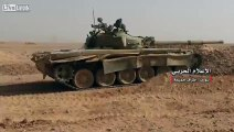 VIDEO: ISIS car bomb blown sky-high amid new Syrian Army offensive towards south Deir Ezzor
