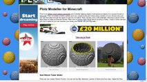Minecraft Tutorials: Build Perfect Circles, Spheres and Domes.