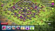 Clash Of Clans ~ Full Attaques avec 240 ARCHERS 7 !