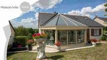 A vendre - Maison/villa - BLOIS (41000) - 6 pièces - 135m²