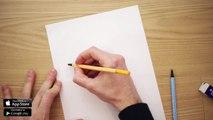 Disegni Di Uccelli Da Colorare Per Bambini Come Disegnare影片