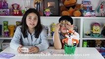 El Caco Foxy Juego de Mesa en Español Abrelo Toys