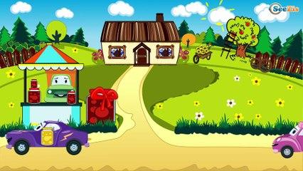Детские мультики - Трактор Павлик и Рабочие машинки - Развивающие Видео для детей