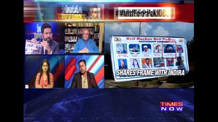 Asiya Andrabi A Role Model In J&K? | India Upfront With Rahul Shivshankar