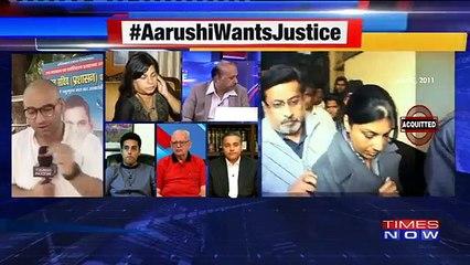 Aarushi Talwar Murder Case: Masooma Ranalvi, Talwars' Family Friend Speaks With Times NOW