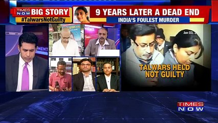Aarushi Talwar Murder Case: Rebecca John, Talwars' Lawyer Speaks With Times NOW