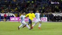 Messi qualifie l'argentine en coupe du monde 1080P