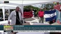 Solidaridad desde Honduras para Cuba y Venezuela ante asedio de EE.UU.