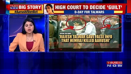 Aarushi Murder Case: Allahabad High Court To Announce The Verdict Today