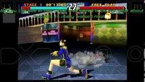 60 FPS] ePSXe Emulator 1 9 15 for Android | Tekken 2 [720p HD