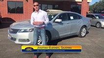 2016 Chevrolet Impala Odessa TX   Used Chevrolet Impala Odessa TX