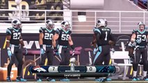 SUPER BOWL 50 MADDEN SIMULATION WAS CRAZY ACCURATE - Broncos vs Panthers Madden NFL 16