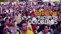 Venezuela - Campaigns For Regional Elections Under Way