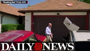 Owners of 'Breaking Bad' house want people to stop throwing pizza
