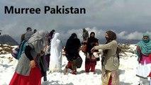 Mall Road Murree Pakistan | Ayubia,Kashmir Point,Pindi Point and Patriata Chairlift | Snowfall in murree Pakistan