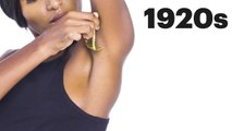 100 Years of Hair Removal