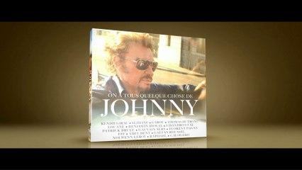 Kendji Girac - On a tous quelque chose de Johnny
