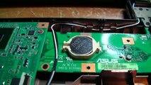 Repair/Fix: ASUS laptop BIOS locked Admin and User password