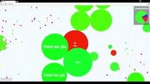 Agar.io Team Mode - Turnaround
