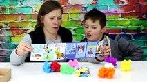 BUNCHEMS MAGA KIT giochi per bambini e ragazzi - palline che si attaccano per creare quel che vuoi