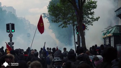 DÉCRYPTAGE # RÉVOLUTION - Dork Zabunyan et Gaspard Glanz