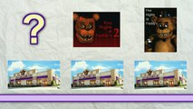 Are You Working For The Purple Phone Guy? - FNAF 2 Theory - Leaked Pictures? FNAF 3 Release Date?