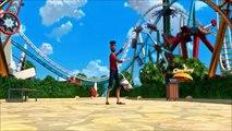 Roller Coaster Tycoon World VS Planet Coaster