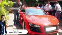 [MP4 720p] Bollywood Actors Cars - Most Expensive Cars Of Bollywood Actors _ Top 14 Actors Luxurious Cars _