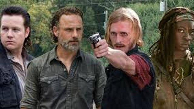 The Walking Dead ~ Season 8 Episode 1 [08x01] Stream. HD
