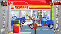 Cars for Children - Drive Cars. Car Service. Car Fory. Car Wash - My Town | Videos for Kids