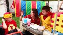 McDonalds Drive Thru SPIT IN FOOD Prank With Taco Bell Food KIDS WORK AT MCDONALDS Restaurant