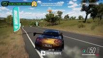 Forza Horizon 3 Nissan GTR Liberty Walk Drift Build! Drifting Challenge #5 Best Drift Car!