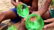 Amazing Plastic Pipes Fish Trap - Three Boys Catch Fish Using Plastic Pipes Fish Trap