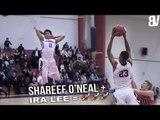 Shareef O'Neal & Ira Lee DUNKFEST VS Coronado! | BEST HIGHLIGHTS