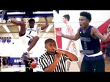 Jaylen Hands REFUSES to LET GO OF THE RIM! ALL Technical Fouls From Dunking Senior Year