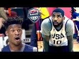 USA Basketball 2016 Training Camp MIXTAPE - Kyrie Irving, Kevin Durant, Carmelo & More NBA Stars!