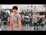 SMOOTHEST PG in EYBL! Spencer Freedman Makes Bol Bol & Shareef O'Neal EVEN BETTER!